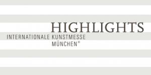 Logo Highlights Kunstmesse München