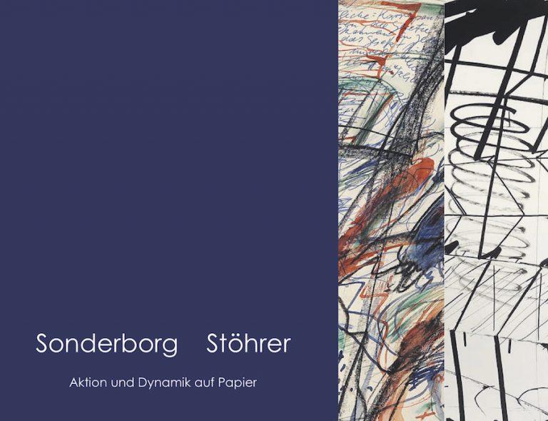 Einladungskarte Ausstellung Sonderborg Stöhrer 2018 Galerie Maulberger 01