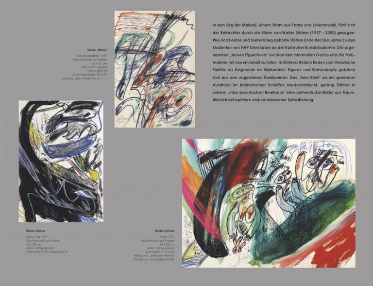 Einladungskarte Ausstellung Sonderborg Stöhrer 2018 Galerie Maulberger 03