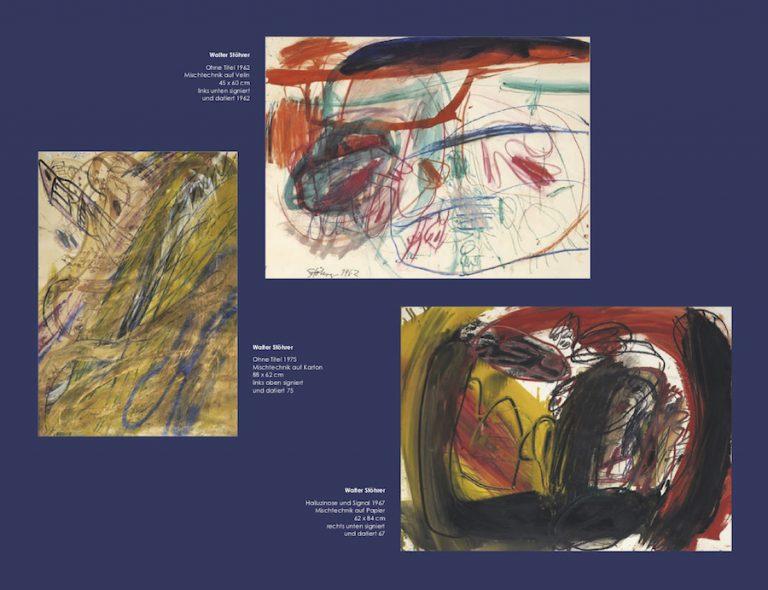 Einladungskarte Ausstellung Sonderborg Stöhrer 2018 Galerie Maulberger 04