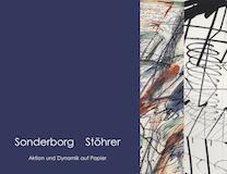 Einladungskarte Ausstellung Sonderborg Stöhrer 2018 Galerie Maulberger