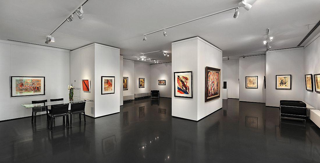 Galerie Maulberger Ansicht München