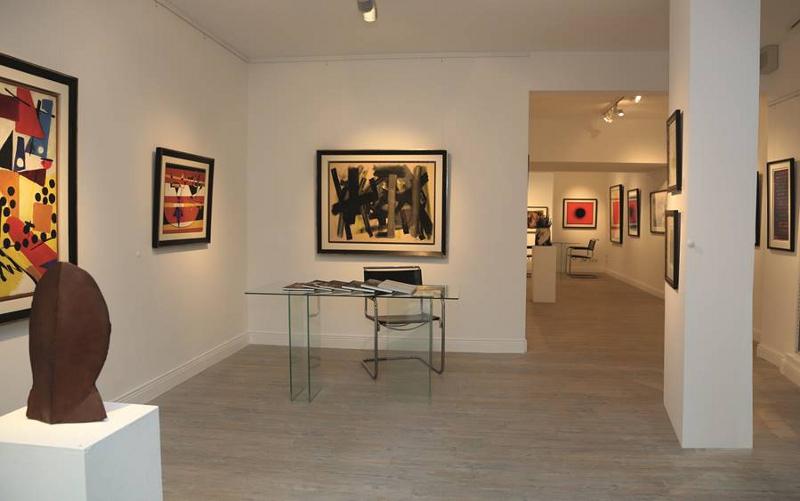 Galerie Maulberger Ansicht Sylt Westerland