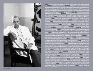 Einladungskarte Ausstellung Theodor Werner 2011 Galerie Maulberger 02