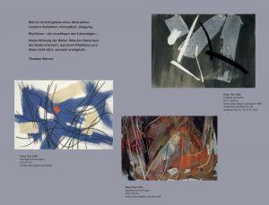 Einladungskarte Ausstellung Theodor Werner 2011 Galerie Maulberger 04