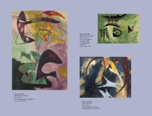 Einladungskarte Ausstellung Theodor Werner 2011 Galerie Maulberger 05