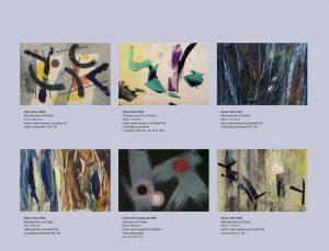Einladungskarte Ausstellung Theodor Werner 2011 Galerie Maulberger 06