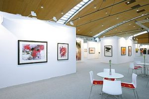 Messe Art Karlsruhe 2012 Galerie Maulberger 01