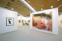 Messe Art Karlsruhe 2012 Galerie Maulberger