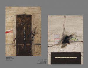 Einladungskarte Ausstellung Karl Fred Dahmen 2012 Galerie Maulberger 04