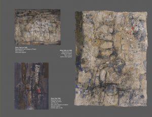 Einladungskarte Ausstellung Karl Fred Dahmen 2012 Galerie Maulberger 05