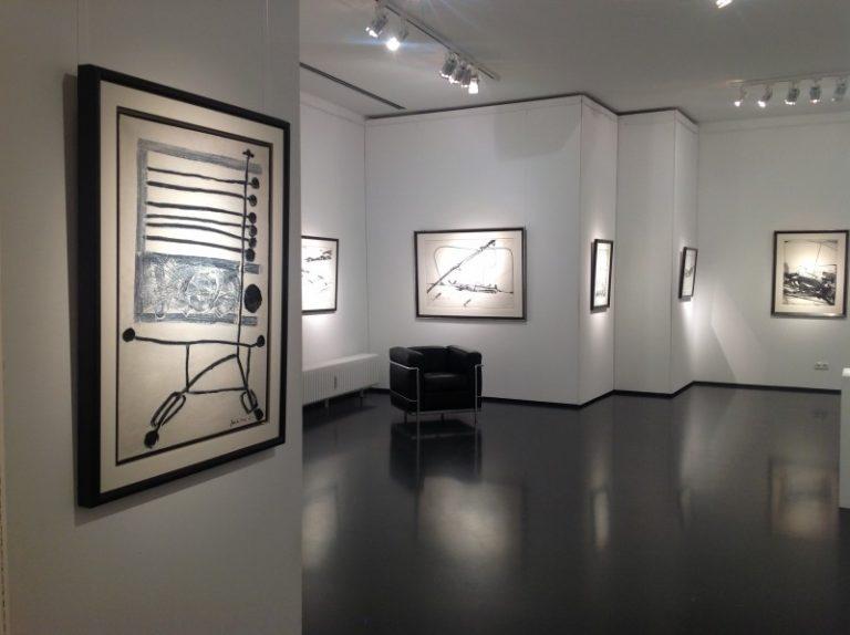 Ausstellung K.R.H. Sonderborg 2013 Galerie Maulberger 01