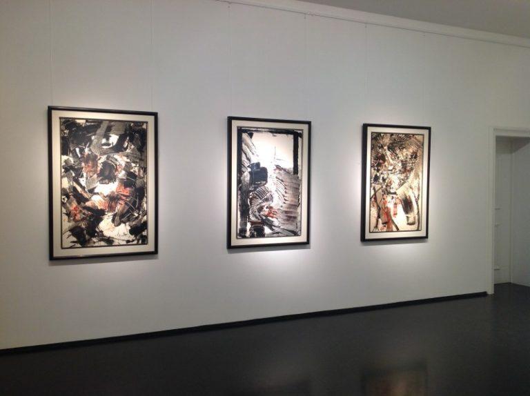 Ausstellung K.R.H. Sonderborg 2013 Galerie Maulberger 02