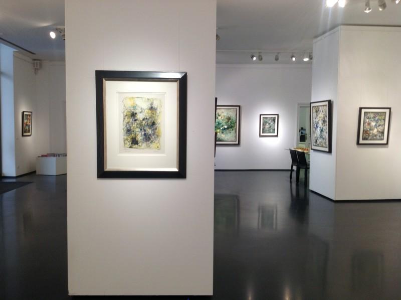 Ausstellung Rolf Cavael 2013 Galerie Maulberger 01