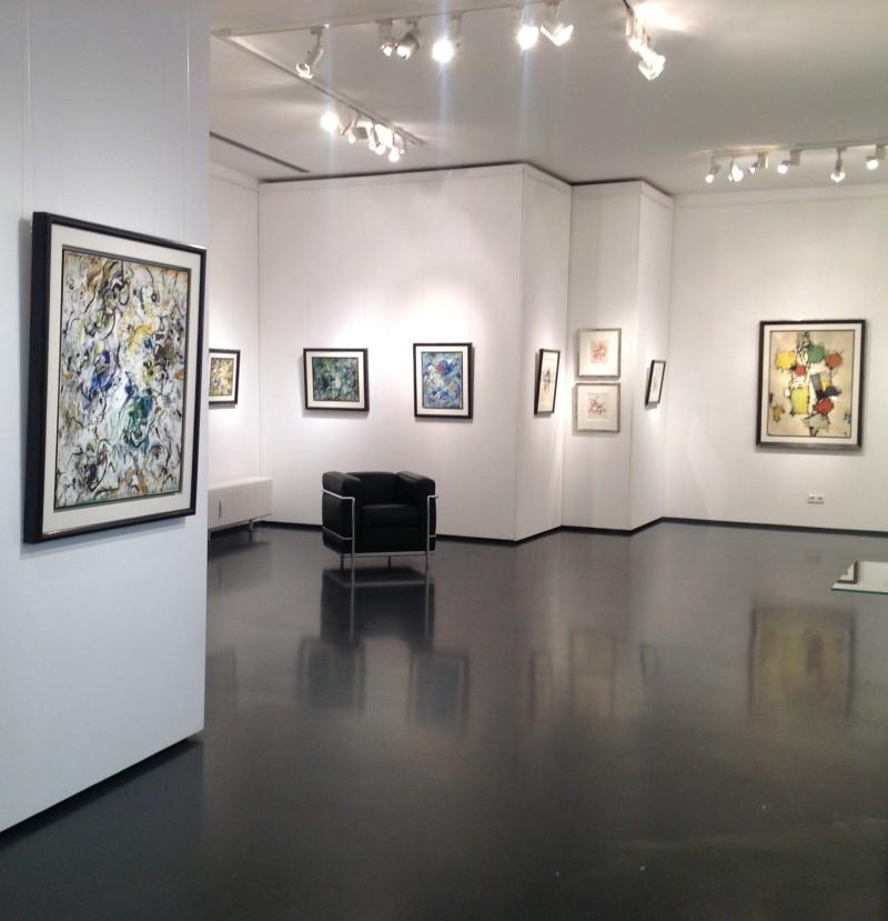 Ausstellung Rolf Cavael 2013 Galerie Maulberger 02
