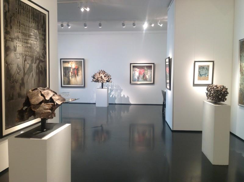 Ausstellung Struktur – Cimiotti und Zeitgenossen 2013 Galerie Maulberger 01