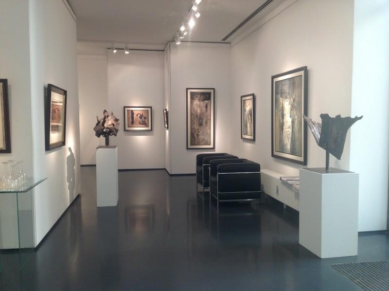 Ausstellung Struktur – Cimiotti und Zeitgenossen 2013 Galerie Maulberger 02