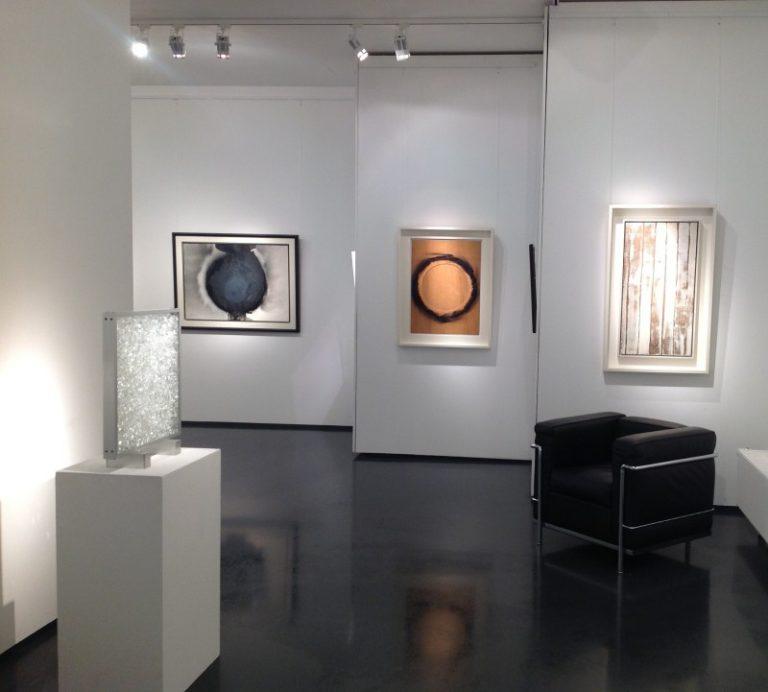 Ausstellung ZERO 2013 Galerie Maulberger 01
