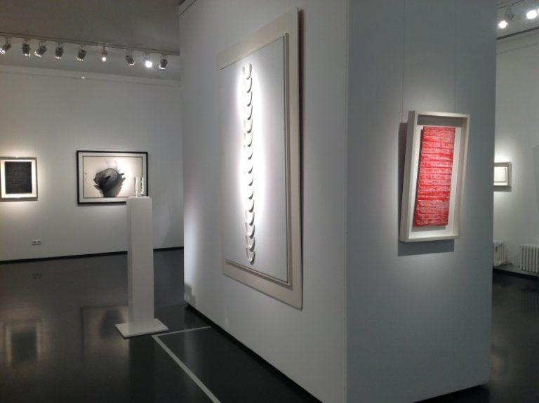 Ausstellung Galerie Maulberger<br>ZERO – Aufbruch in eine neue geistige Zone<br>13.09.–09.11.2013
