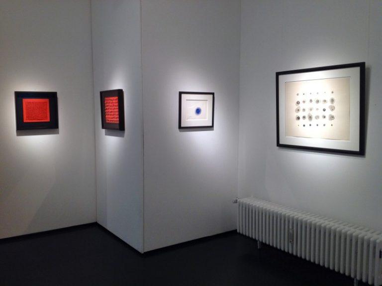Ausstellung ZERO 2013 Galerie Maulberger 04