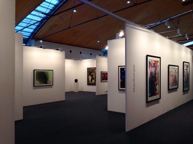 Messe Art Karlsruhe 2014 Galerie Maulberger 01