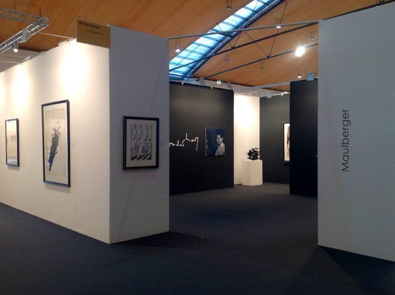 Messe Art Karlsruhe 2014 Galerie Maulberger 02