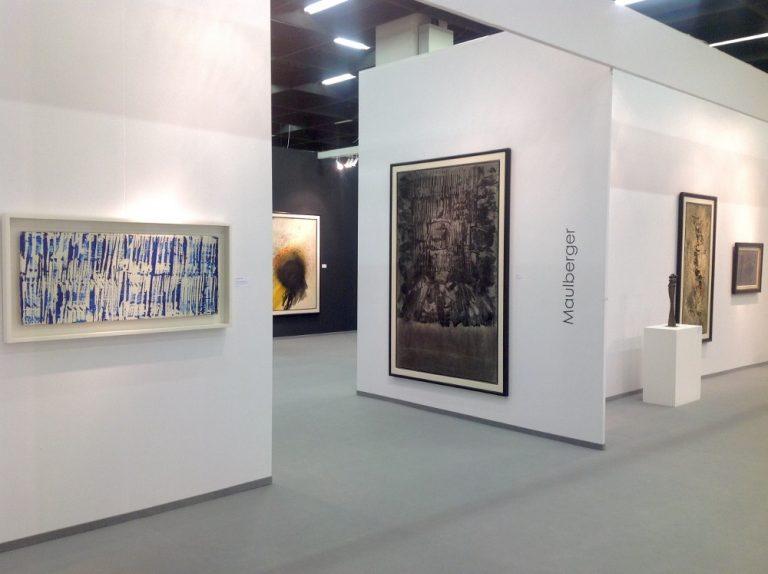 Messe Art Cologne 2015 Galerie Maulberger 01