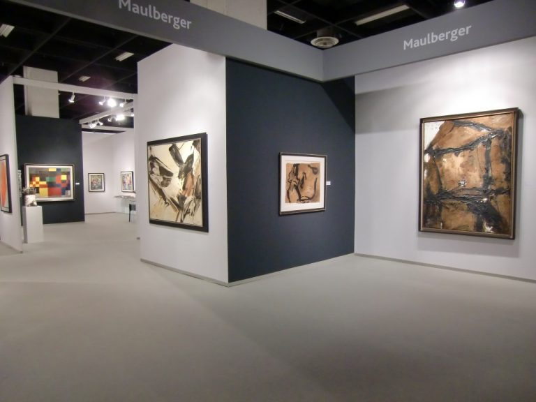 Messe Cologne Fine Art 2015 Galerie Maulberger 01