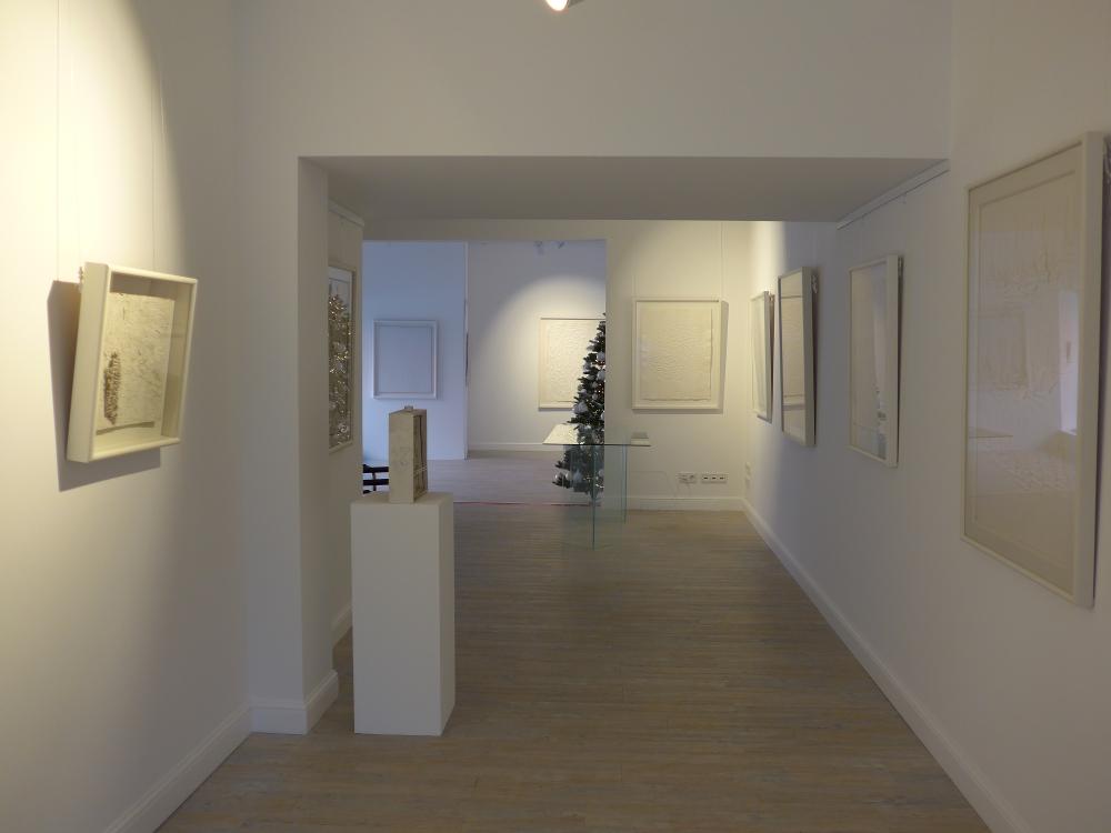 Ausstellung Weiße Weihnacht auf Sylt 2015 Galerie Maulberger 01
