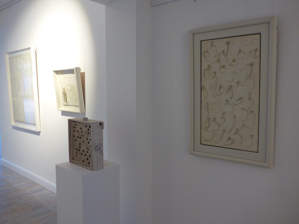 Ausstellung Weiße Weihnacht auf Sylt 2015 Galerie Maulberger 02