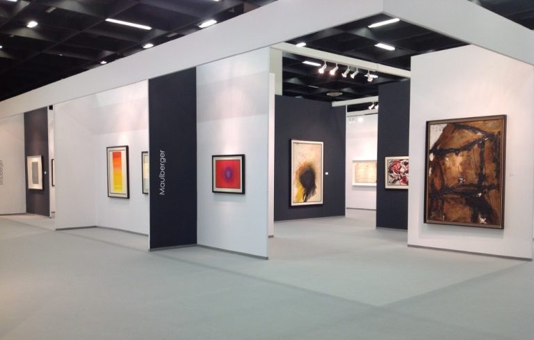 Messe Cologne Art Cologne 2016 Galerie Maulberger 01