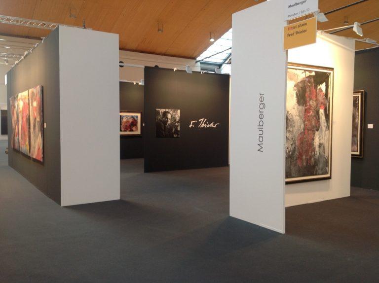 Messe Art Karlsruhe 2016 Galerie Maulberger 01