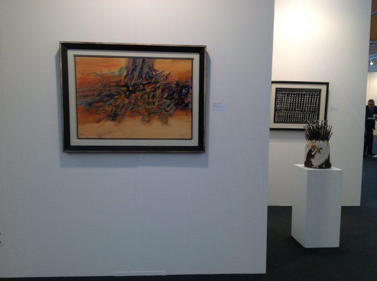 Messe Art Karlsruhe 2016 Galerie Maulberger 03