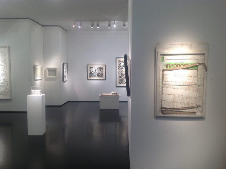 Ausstellung Herbert Zangs 2016 Galerie Maulberger 05