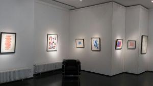 Ausstellung Papierstationen 2016 Galerie Maulberger 02