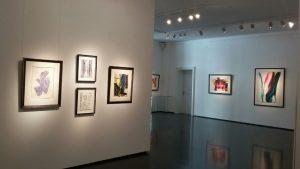 Ausstellung Papierstationen 2016 Galerie Maulberger 04