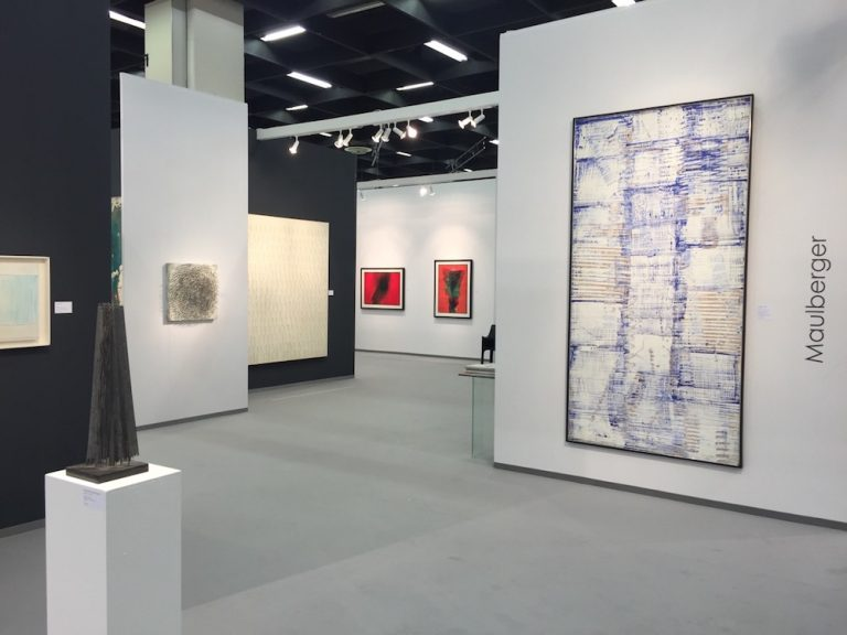 Messe Art Cologne 2017 Galerie Maulberger 03