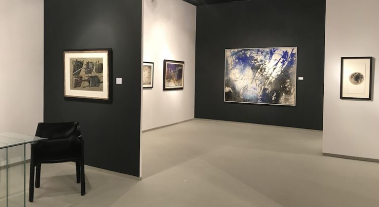 Messe Cologne Fine Art 2017 Galerie Maulberger 02