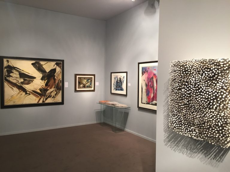 Messe Highlights Internationale Kunstmesse München 2017 Galerie Maulberger 02