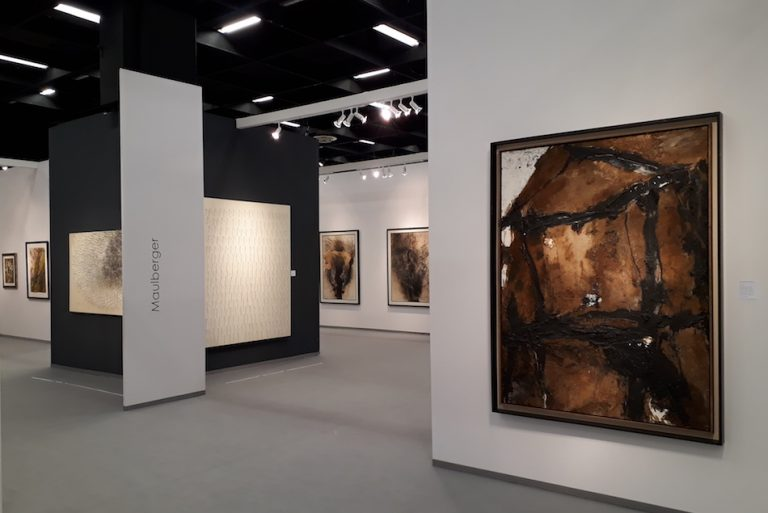 Messe Art Cologne 2018 Galerie Maulberger 01