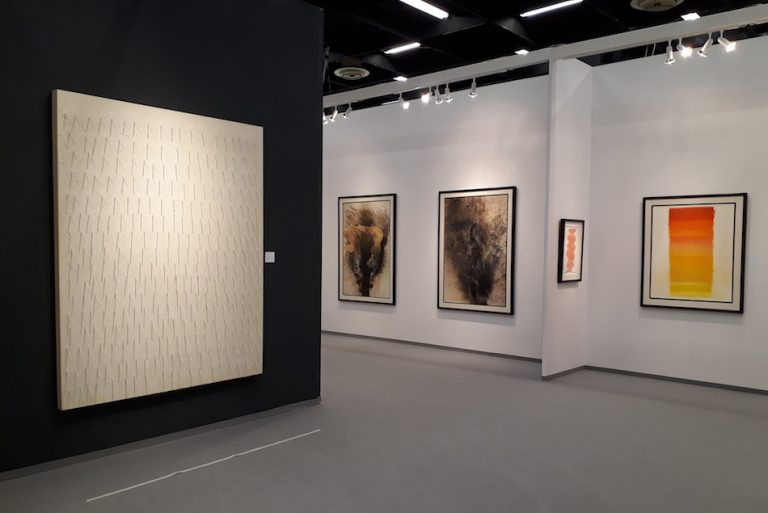 Messe Art Cologne 2018 Galerie Maulberger 03
