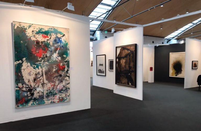 Messe Art Karlsruhe 2018 Galerie Maulberger 02