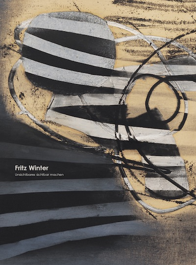 Katalog Fritz Winter Galerie Maulberger