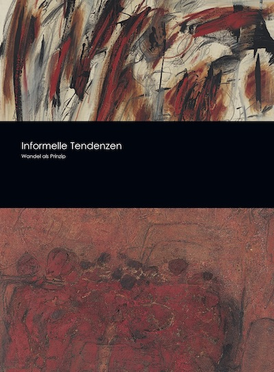 Katalog Informelle Tendenzen Galerie Maulberger
