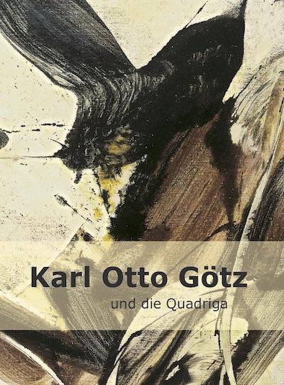 Katalog Karl Otto Goetz Quadriga Galerie Maulberger