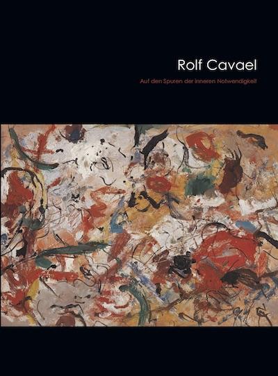 Katalog Rolf Cavael Galerie Maulberger