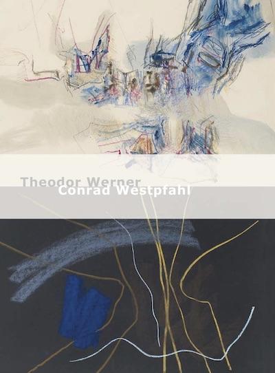 Katalog Theodor Werner Conrad Westpfahl Galerie Maulberger