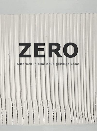 Katalog Zero Galerie Maulberger