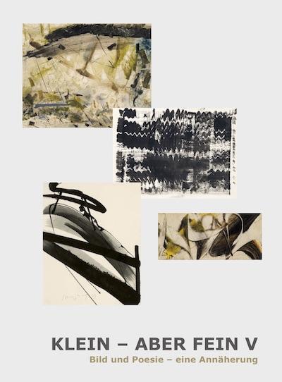 Katalog klein aber fein V Galerie Maulberger