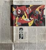 Presse Galerie Maulberge Die Welt 2005